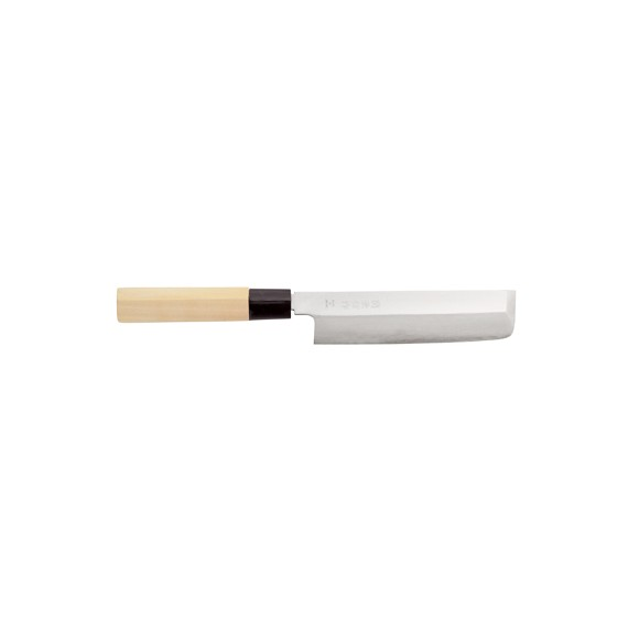Couteau à légume fine lame Usuba Kanenobu KN165/U JP 165mm - mon panier d'asie
