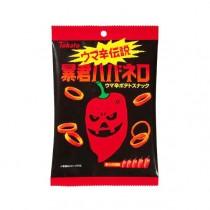 Snack épicé en forme d'anneaux Spicy rings TOHATO 56g