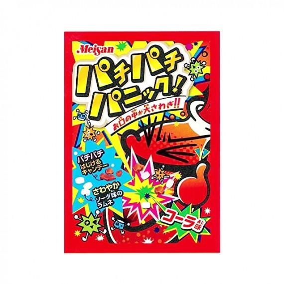 Bonbons Crépitants Avec Bonbons Cola soda 5g - mon panier d'asie