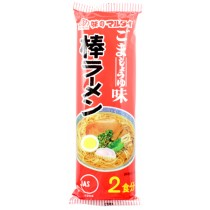 Ramen sésame sauce soja MARUTAI 170g