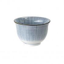 Tokyo Design Studio Sendan Tokusa Blue Tasse Japonaise 190 ml