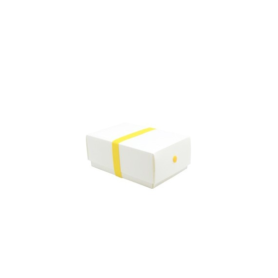 Bento HOSHO jaune taille S 410cc - mon panier d'asie