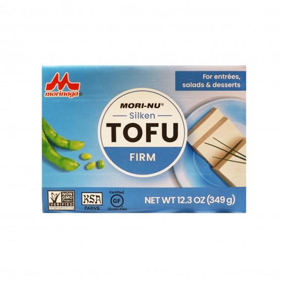 Tofu firm bleu Morinaga 349g - mon panier d'asie
