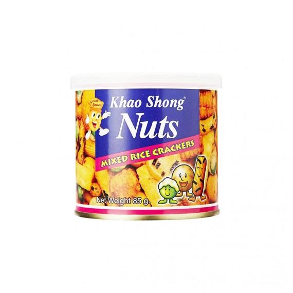 Crackers Mix KHAO SHONG 85g - mon panier d'asie