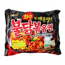 Hot chicken flavored ramen classique 140g