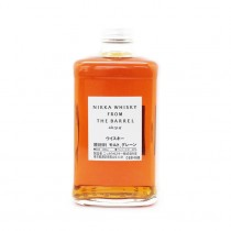 Whisky japonais From the Barrel 51,4% NIKKA 500ml - mon panier d'asie