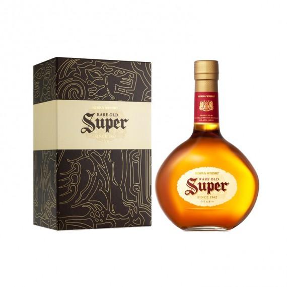 Whisky japonais Super Nikka 43% NIKKA 700ml - mon panier d'asie
