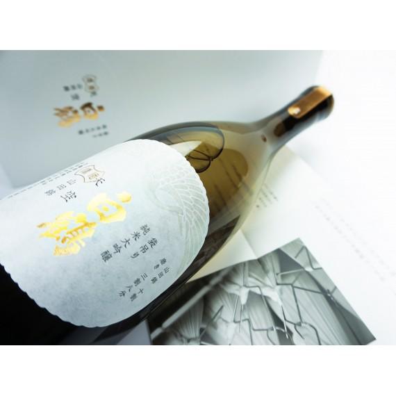 Saké junmai daiginjo tenku Hakutsuru 16,3% 720ml - mon panier d'asie