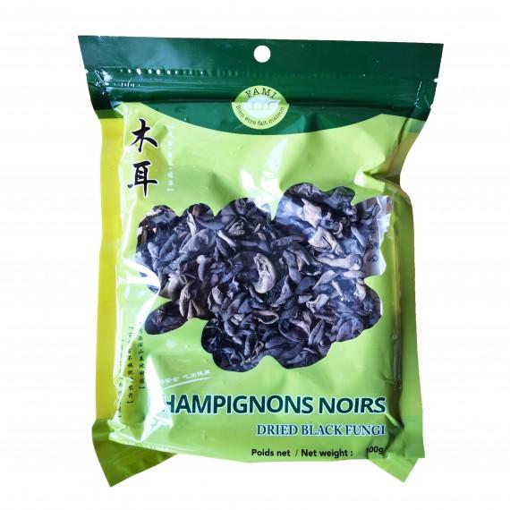 Champignons noirs séchés FAMILI 100g - mon panier d'asie