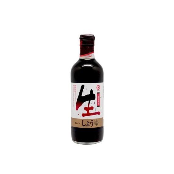 Sauce de soja cru riche en goût Shiboritate MARUKIN 520ml - mon panier d'asie