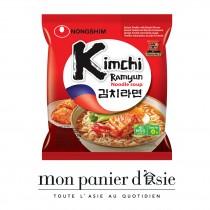 Nouilles instantanées au kimchi NONGSHIM 120g