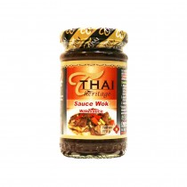 Pâte de sauce wok THAI HERITAGE 110g