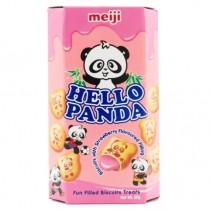 Biscuits Hello Panda à la fraise MEIJI (Thaïlande) 50g
