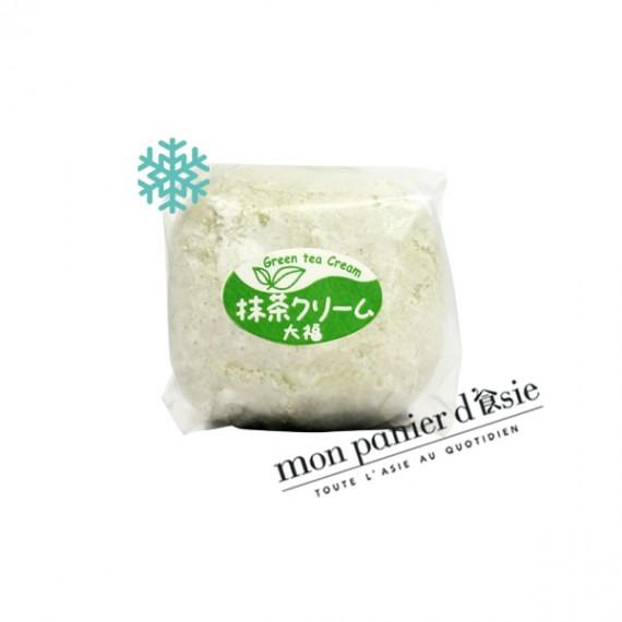 DAIFUKU mochi crème au thé vert matcha - mon panier d'asie