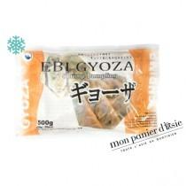 Gyoza japonais aux crevettes premium qualité 500g