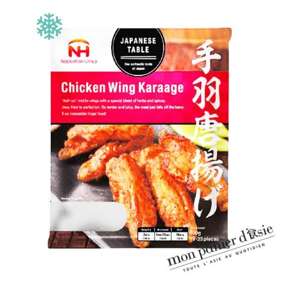 Karaage Poulet Frit Japonais (Aile) NH FOODS 500g - mon panier d'asie
