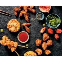 Karaage Poulet Frit Japonais (Aile) NH FOODS 500g