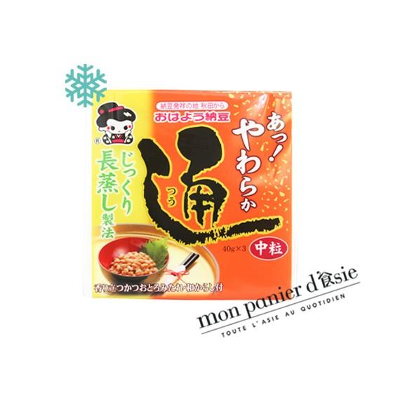 Natto japonais YAMADA 40g*3p - mon panier d'asie