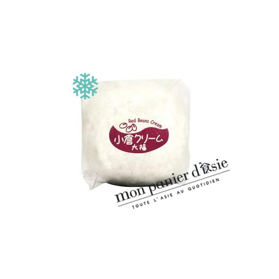 Daifuku mochi crème aux haricots rouges 60g - mon panier d'asie