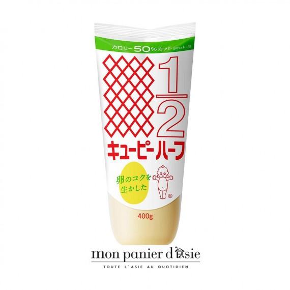 Mayonnaise japonaise allégée KEWPIE 400g - mon panier d'asie