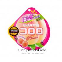 Kororo Bonbons 100% Jus De Pêche UHA 40g