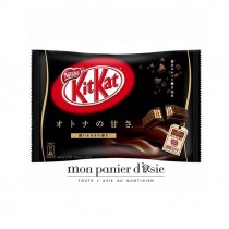 KitKat mini au double chocolat 13pcs