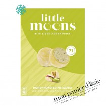 Mochi Glacé à la pistache LITTLE MOONS 6pcs