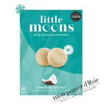 mochi glacé au noix de coco LITTLE MOONS 6pcs