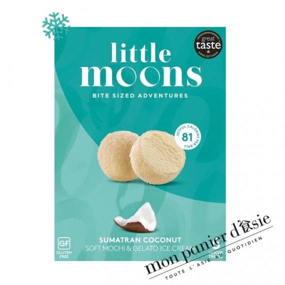 mochi glacé au noix de coco LITTLE MOONS 6p / 192g