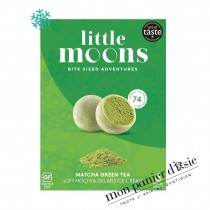 mochi glacé au matcha LITTLE MOONS 6pcs
