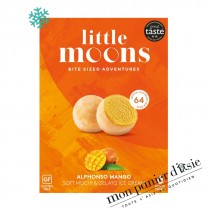 mochi glacé à la mangue LITTLE MOONS 6p / 192g