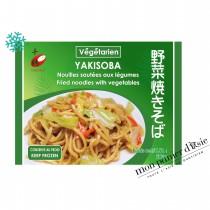 Yakisoba Nouilles sautées aux légumes 280g