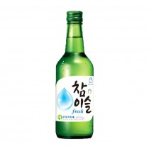 Soju coréen fresh CHUM CHURUM JINRO 17.8% 350ml