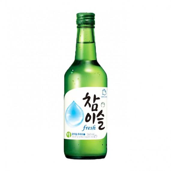 Chum Churum soju fresh 17.8% 360ml - mon panier d'asie