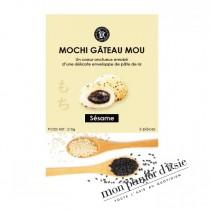 Mochi Gâteau Mou Aux sésames 210g