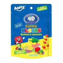 Gummy bonbons à construire 3D+Délicieux 200g