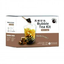 Kit bubble tea sucre roux 8 parts 816g