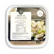 Salade de poulpe au wasabi MPA 200g
