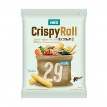Snack Neo Crispy Roll Goût Vanille 80g