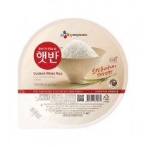 Riz blanc cuit au micro-ondes CJ 210g