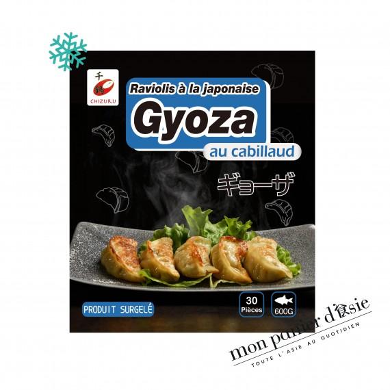 Gyoza au cabillaud premium Chizuru 20g*30p
