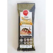 Saucisse de poisson au poivre noir HALAL 60gx3p