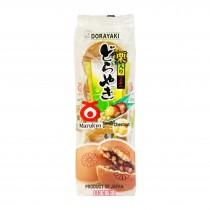 Dorayaki Pancake Japonais fourré aux marrons 355g - mon panier d'asie