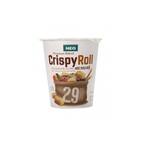 NEO CRISPY ROLL CREAM CHEESE-CUP 40 G