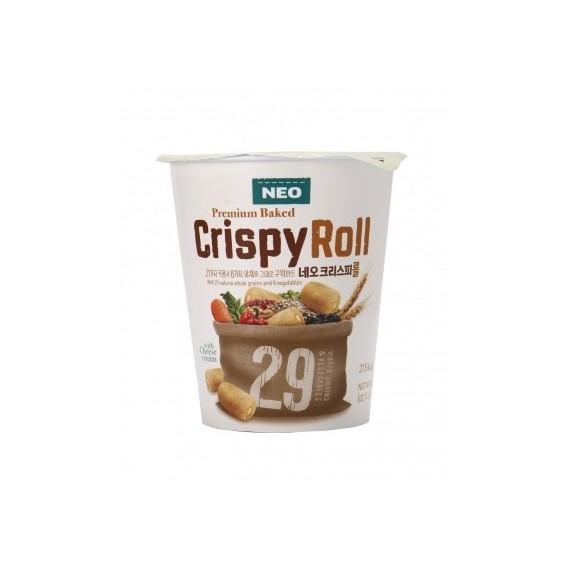 NEO CRISPY ROLL CREAM CHEESE-CUP 40g