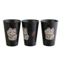 Mug motif chat porte-bonheur