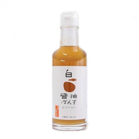 Sauce de soja blanc ponzu OGONNOMURA 200ml