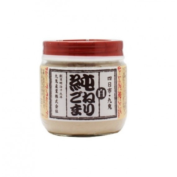 Pâte de sésame blanc KUKI 150g - mon panier d'asie