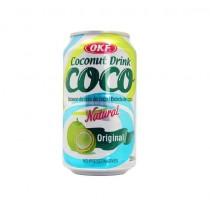 Jus de coco en canette OKF 350ml