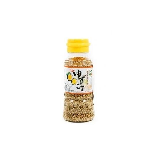 Graines de sésame parfumés au yuzu TOHO 80g - mon panier d'asie